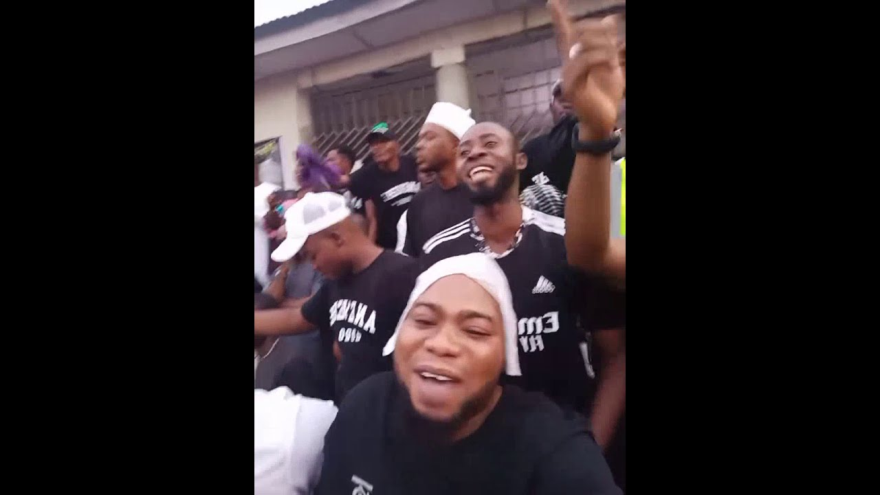 Download Live Video From Obehira in The Ekuechi Festival In Ebiraland 2020
