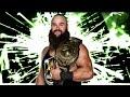 "WWE : Braun strowman New Entrance theme song "" Strowman Express """