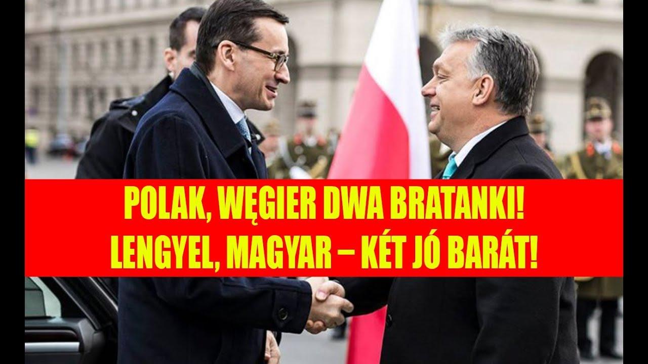 Viktor Orbán: Jeszcze Polska nie zginęła, póki my żyjemy!