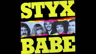 Styx - Babe (1979 Single Version) HQ