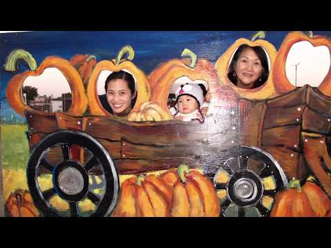 Dell'Osso Farm pumpkin patch Lathrop CA