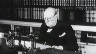 Winston Churchill 'won de oorlog met woorden' - DUNK: OPINIE ZONDER OMWEG