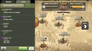 We Broke A World Record - Clash of Clans 2018 _ Trojan War - Last Minute War Attack