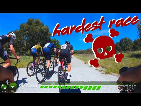 Getting DROPPED in the HARDEST race I have ever done (Sea Otter Road Race)