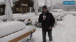 wetteronline.de: Viel Schnee im Oberallgäu (18.04.2017)
