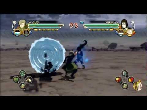 """Tilt is all you Need"" ! [HD] Challenge #1 | Naruto Shippuuden Ultimate Ninja Storm 3 |"