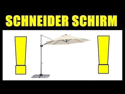 ►-schneider-ampelschirm-★-lohnt-sich-der-schneider-ampelschirm-?-★-ampelschirm-test---ampelschirm