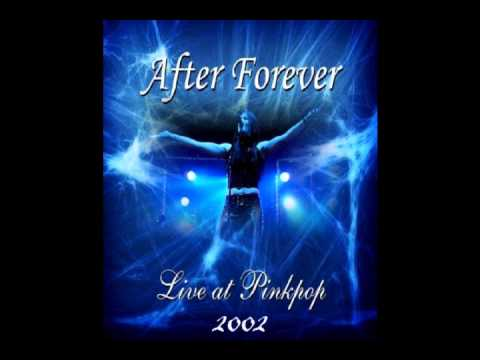 After Forever Live at Pinkpop 2002