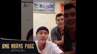 """ƯNG HOÀNG PHÚC và ĐẠT G ngẫu hứng song ca bài hát mới """"ĐỜI CHO NHỮNG GÌ"""""""