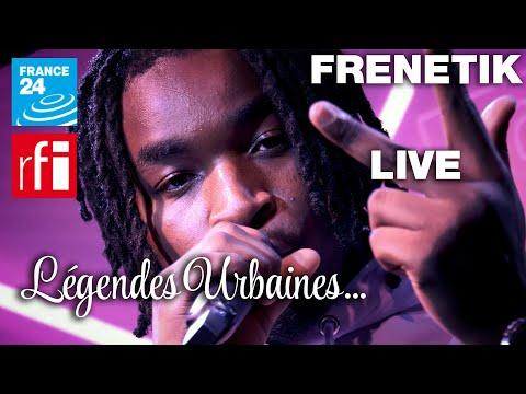 Youtube: Légendes Urbaines: Frenetik – Elles voudraient (Live)