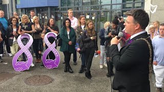 VIDEO: Ballymun Recovery Month launches to help drug users access treatment