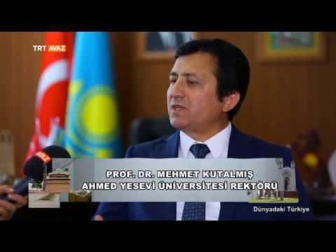 Türkistan / Kazakistan - Dünyadaki Türkiye - TRT Avaz