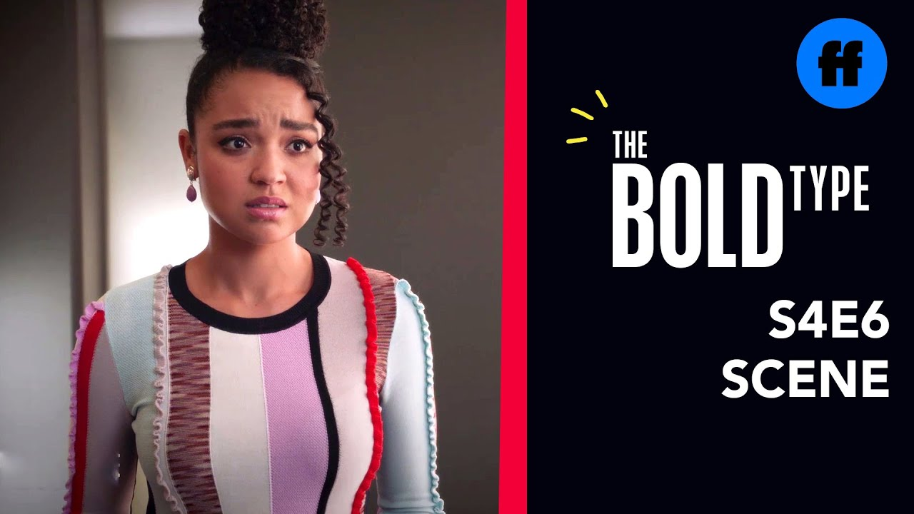 Download The Bold Type Season 4, Episode 6 | Will Kat Peg Cody? | Freeform