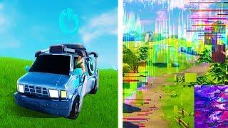 The Reboot Van glitched me here... (Noob vs Pro)