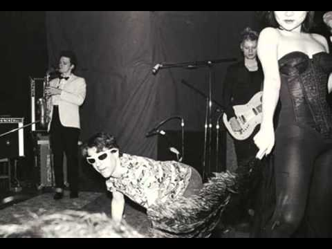 James Chance And The Contortions - Anesthetic