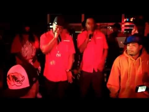 Stevie Stone Strange Music And No Leaks Goin Live At Blanca's KCMO