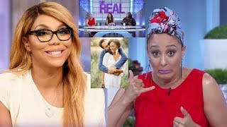 Tamera Mowry CLAPS BACK at a fan asking why TAMAR BRAXTON got fired and SHADES Tamera HUSBAND!!