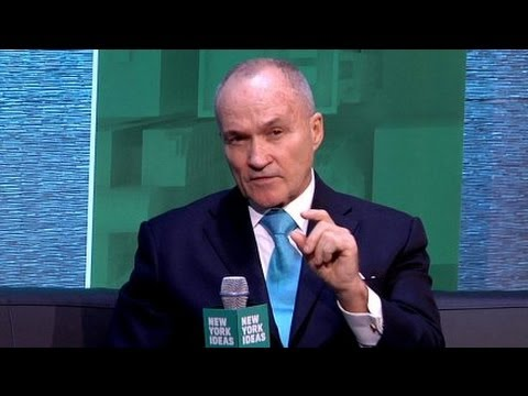 NYPD's Raymond Kelly: Stop-and-Frisk Laws Save Lives - YouTube