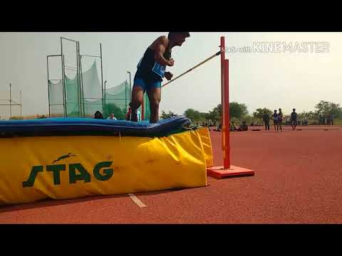 63rd National School Games Atletics 2017 | S.G.F.I Level  at SAI , Bhopal