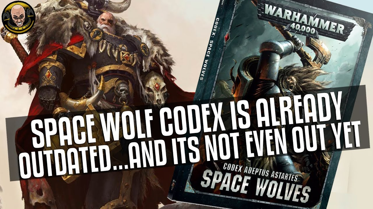Warhammer 40k Space Wolves Codex Pdf