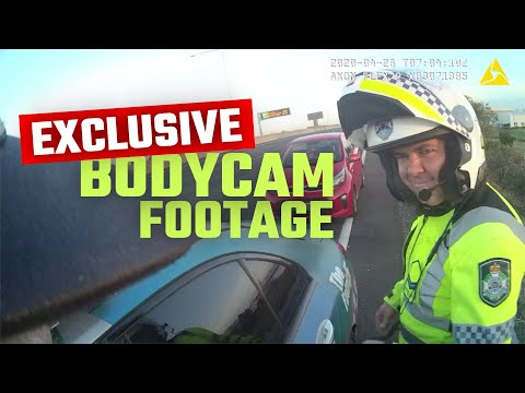 Police caught on bodycam CELEBRATING abuse of Covid power