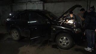 видео дымит холодный двигатель - KIA Клуб - форум автомобилей Киа