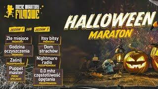 Maraton Halloween - bilety za emoty!