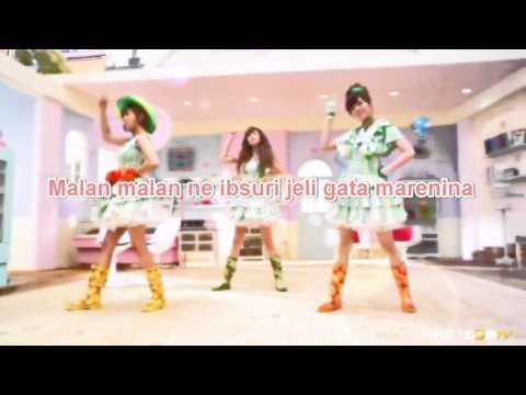 Orange Caramel - Magic Girl Karaoke