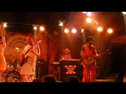 Ufo Rock Band - Finalone Doppietta Geronimos Gennaio 2017
