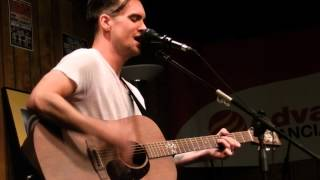 """Brendon Urie """"I Write Sins Not Tragedies"""" (Acoustic Session 102.9 The Buzz)"""
