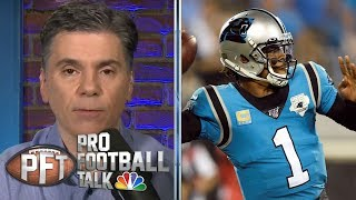 Carolina Panthers may end up having to cut Cam Newton | Pro Football Talk | NBC Sports