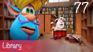 Booba - Library - Episode 77 - Cartoon for kids