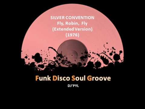 SILVER CONVENTION  Fly, Robin, Fly Extended Version 1976