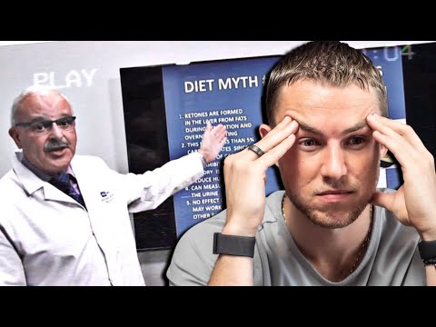 Responding to Dr. David Heber (UCLA Health) on the Ketogenic Diet / Diets That Don't Work.