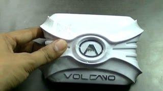How to use volcano box
