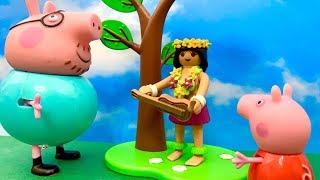 Świnka Peppa, Tata Świnka i Zabawa ☺️ Bajka dla dzieci po Polsku