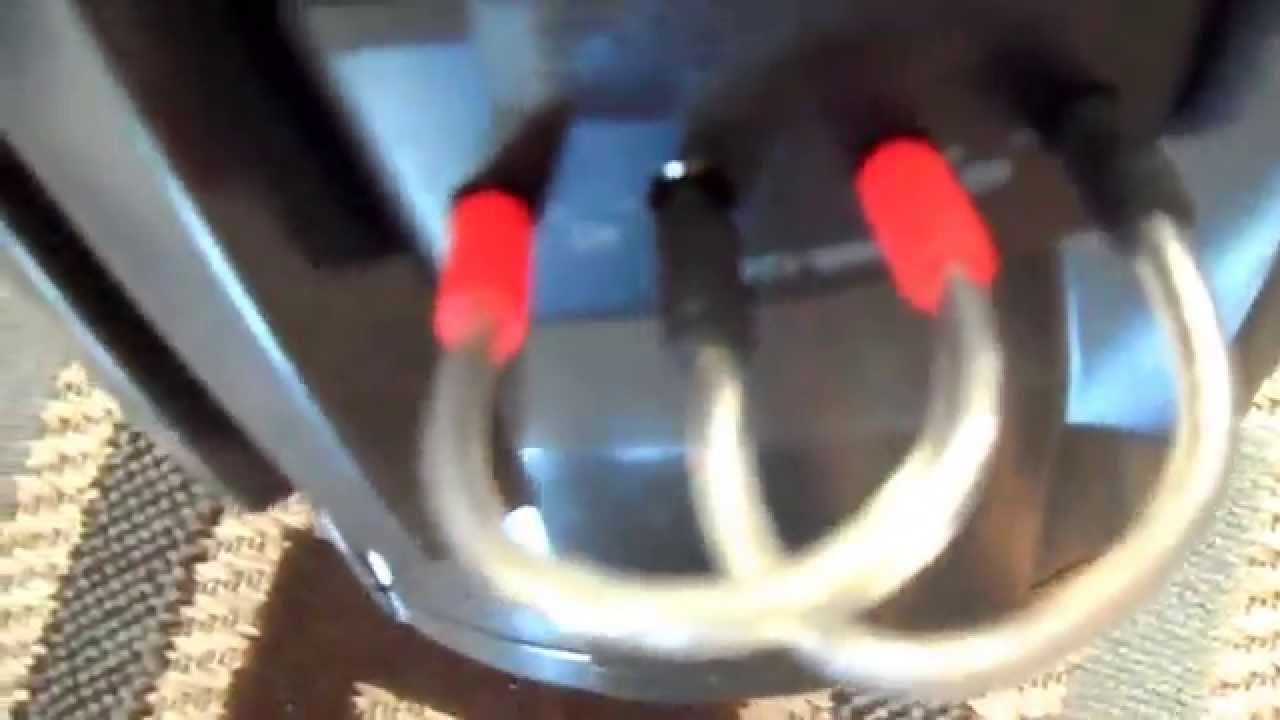 maxresdefault how to wire a dual 4 ohm subwoofer to 1 ohm youtube  at mifinder.co