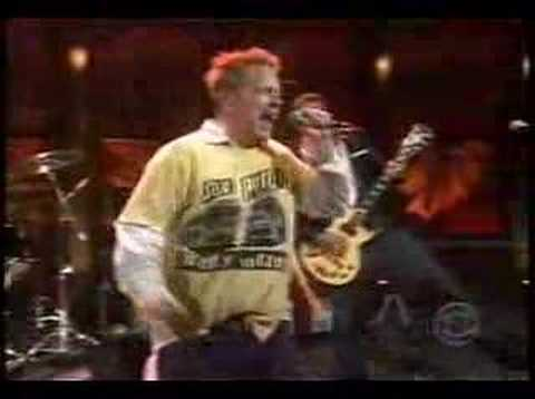 The Sex Pistols - Pretty Vacant - Live On The Late Late Show