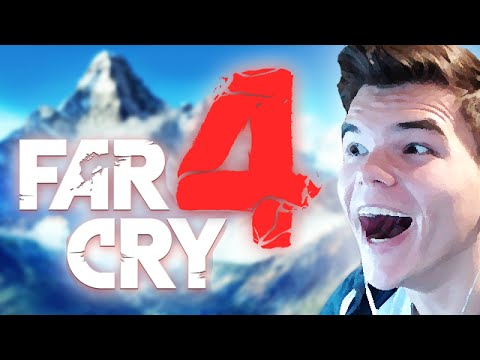 HEADSHOT MASTER! (Far Cry 4 Funny Moments)