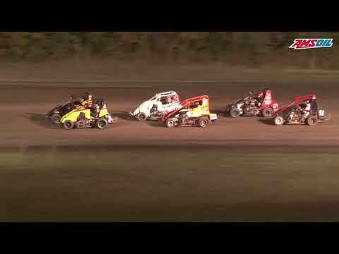 2019 600 Sprints @ Gas City I 69 Speedway  Heat races