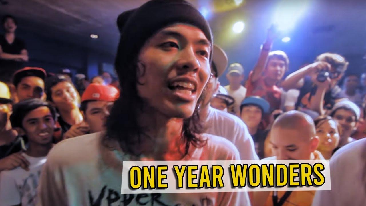 """5 Biggest """"One Year Wonders"""" in FlipTop"""