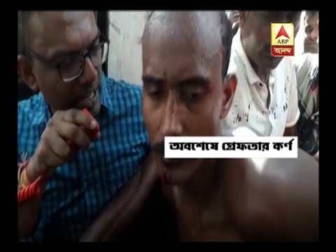 watch: How police captured accused, who was snatched by miscreants from Contai court compl