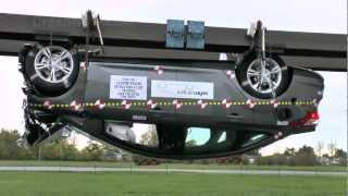 2013 Ford Focus | Documentation For Frontal Crash By Nhtsa | Crashnet1
