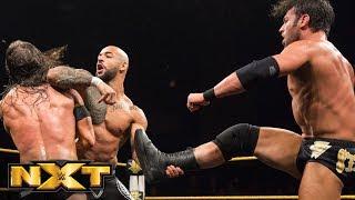 Ricochet & Moustache Mountain vs. Undisputed ERA: WWE NXT, June 27, 2018