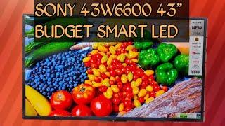 #sony #sonyled #smarttv   Sony budget 43 inch smart LED