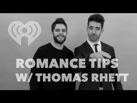 Thomas Rhett Gives Relationship Advice   Exclusive Interview