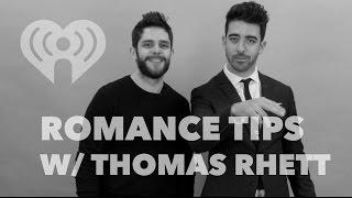 Thomas Rhett Gives Relationship Advice | Exclusive Interview