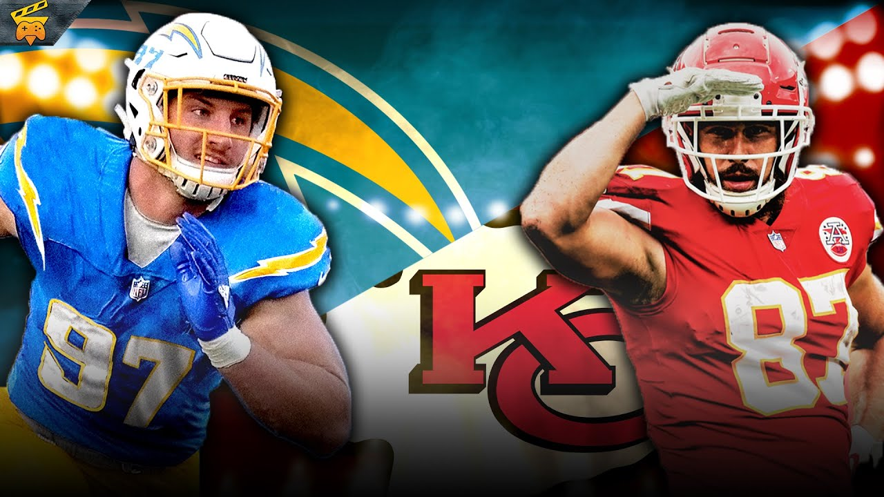 Chiefs vs. Chargers score: Live updates, game stats, highlights, TV ...