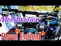 Cost effective modifications for Royal Enfield Thunderbird