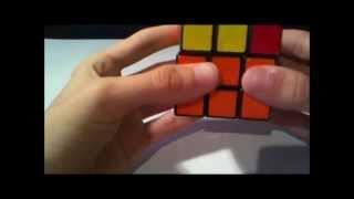 rubik's cube 3x3 solution ( français )